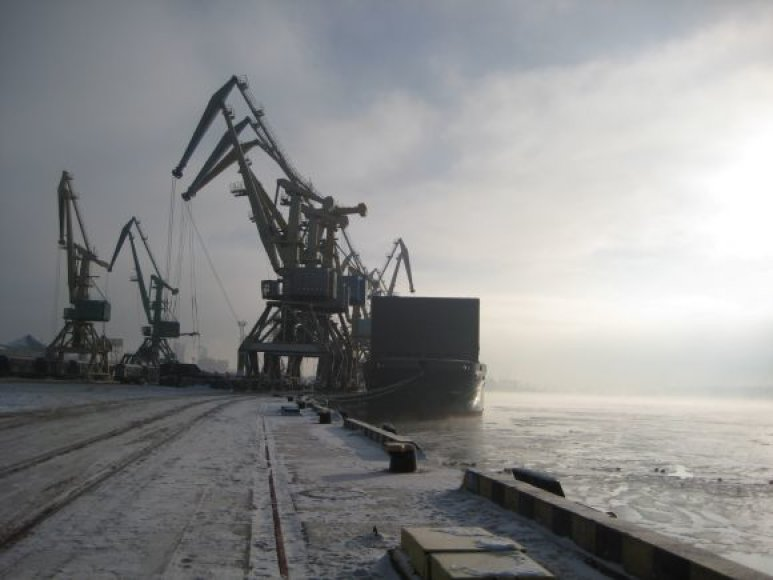 Klaipėdos jūrų uoste per sausį perkrauta apie 2,5 mln. tonų krovinių.
