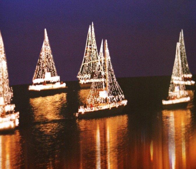Laivų paradas pradės laivybos sezoną Klaipėdoje.