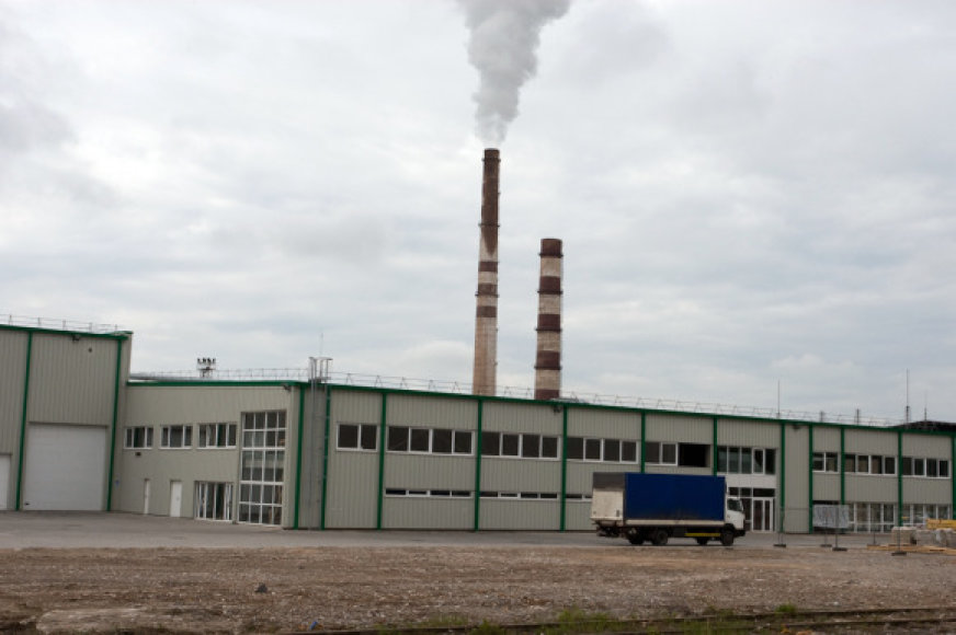 Naujojoje gamykloje dirbs 110 žmonių.