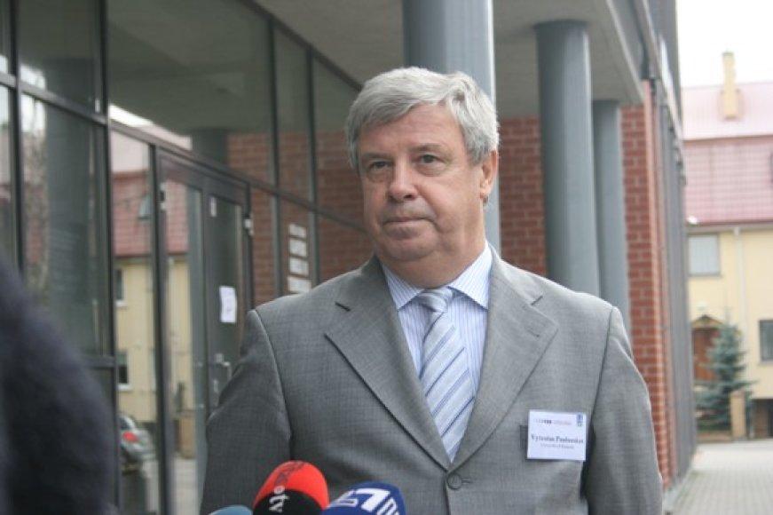 Anot profesoriaus Vytauto Paulausko, terminalas gerokai atpigintų dujas Lietuvai.