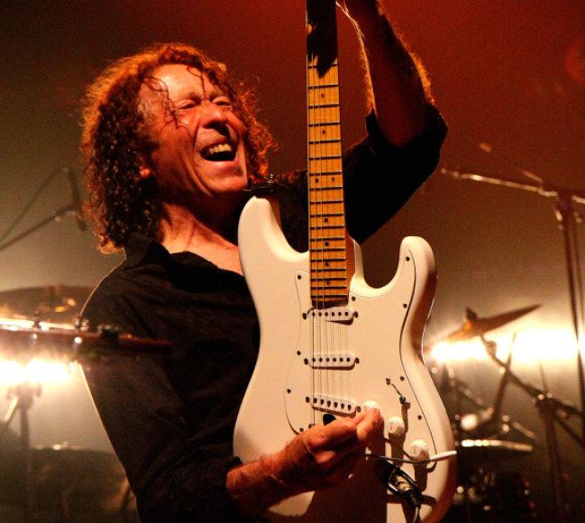 Jerome Pietri sekmadienio vakarą koncertuos Klaipėdoje.