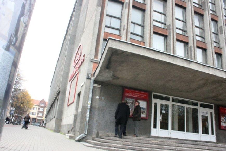 Dabartinio muzikinio teatro pastatas suprojektuotas prieš keturis dešimtmečius.