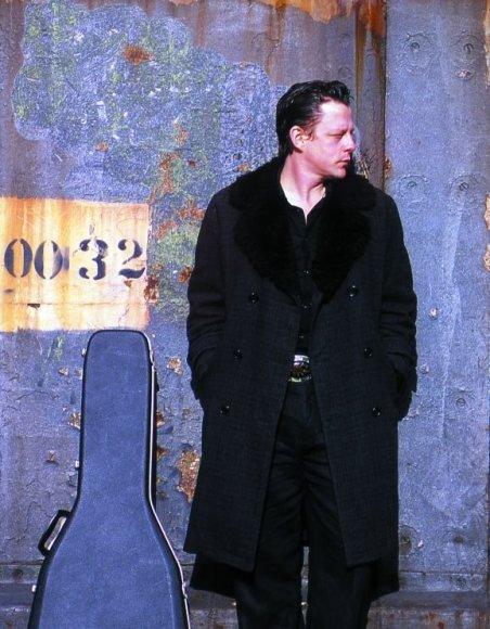 """Britas Ianas Siegalas antradienį koncertuos Palangoje, kultūros centre """"Ramybė""""."""