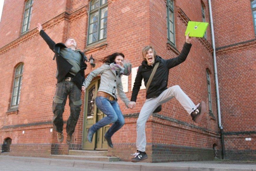 Studentams naujoji stipendijų skyrimo tvarka sukėlė nerimą.