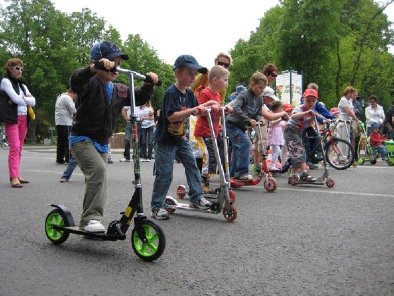 Antradienį per Klaipėdą nuvilnis Vaikų gynimo dienos renginiai.