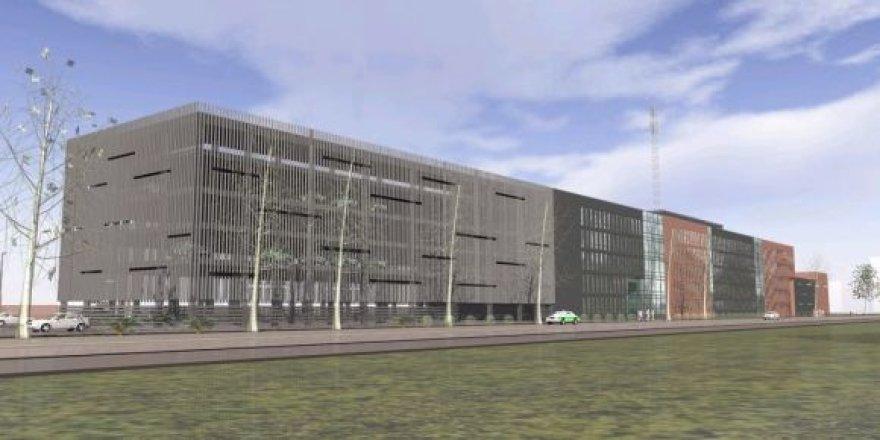 Naujojo Klaipėdos vyriausiojo policijos komisariato kompleksas planuojamas Kauno gatvėje.
