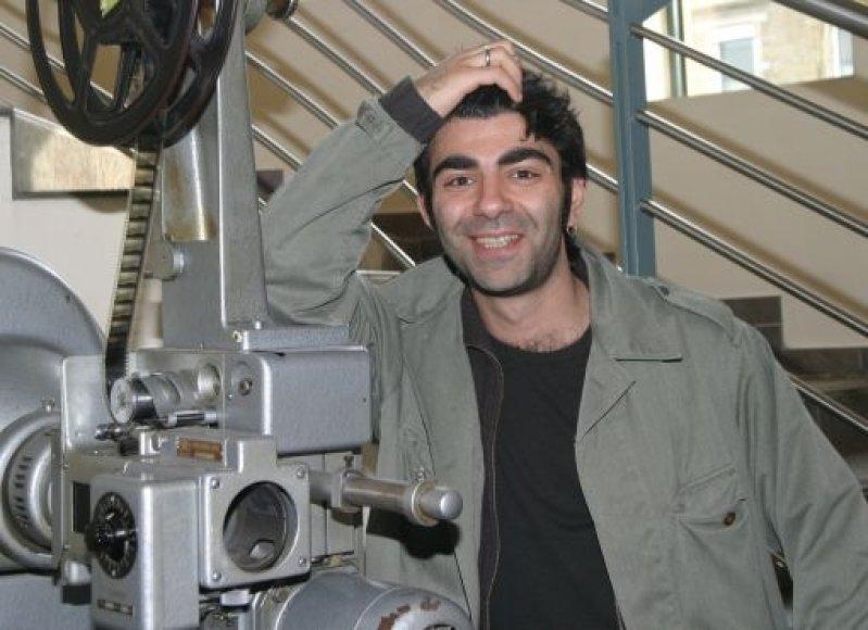 Klaipėdiečiams bus pristatomi Vokietijoje gimusio 36-erių metų turkų kilmės kino režisieriaus Fatih Akin filmai.