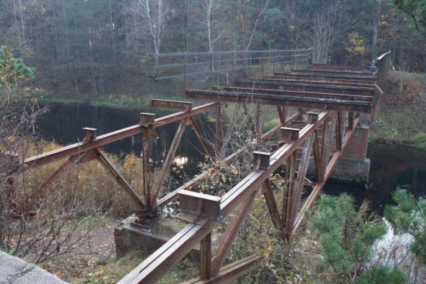 Tiltas per Vilhelmo kanalą paskelbtas kultūros vertybe.