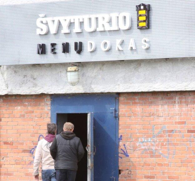 Švyturio menų dokas duris atverė gegužės viduryje.