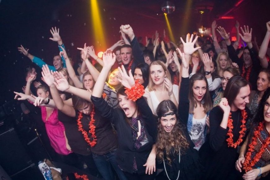 Pop Star Bar pirmą kartą surengs net keturis vakarėlius iš eilės