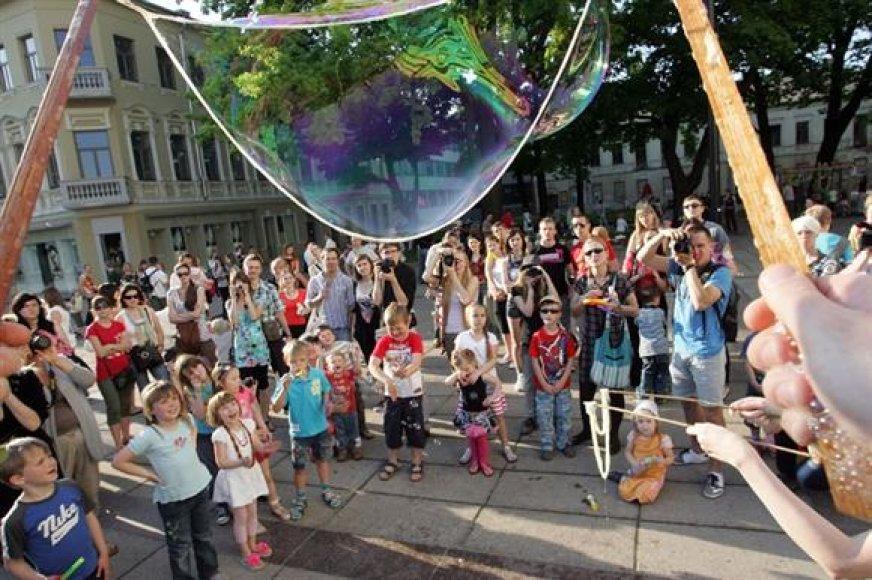 Burbuliatoriaus akimirka