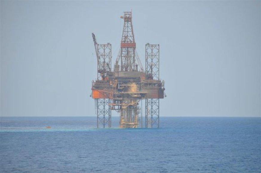 Naftos platforma