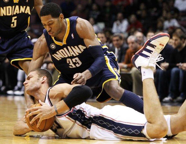 """""""Indiana Pacers"""" per pastaruosius metus prarado 52 mln.dolerių."""