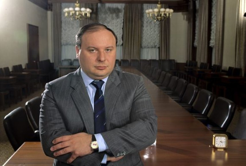 Jegoras Gaidaras