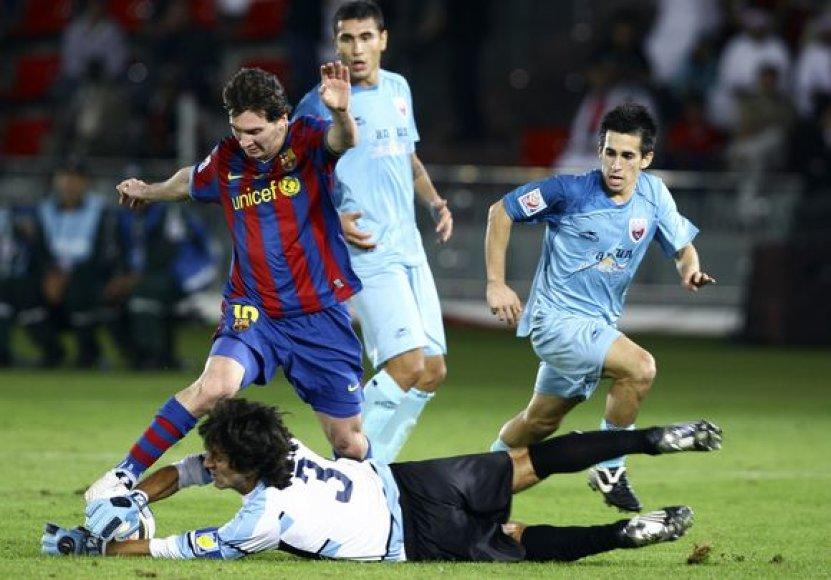 UEFA Čempionų lygos nugalėtoja vėl žais pasaulio futbolo komandų taurės turnyro finale