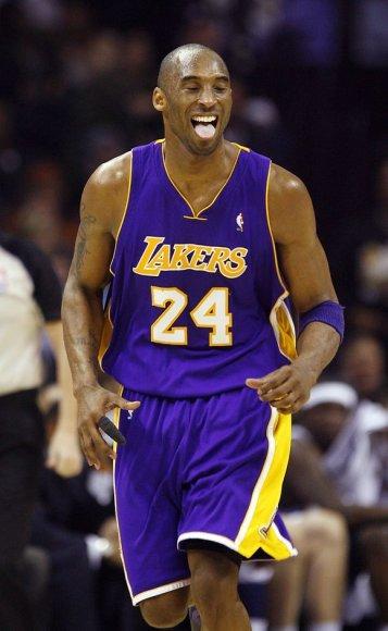 """""""Lakers"""" nusileido varžovams"""