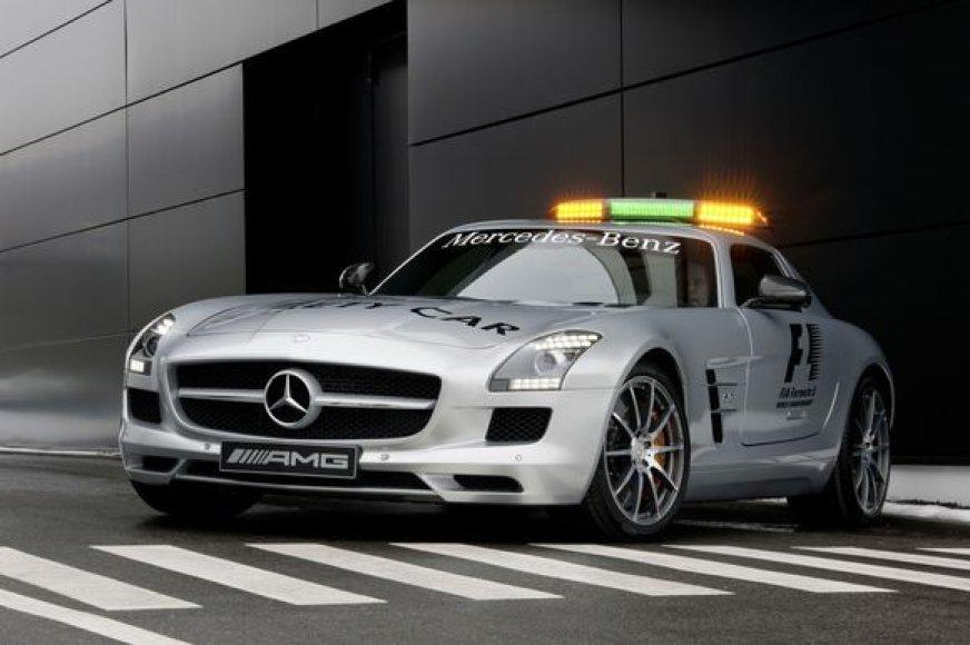 """""""Mercedes-Benz SLS AMG"""""""