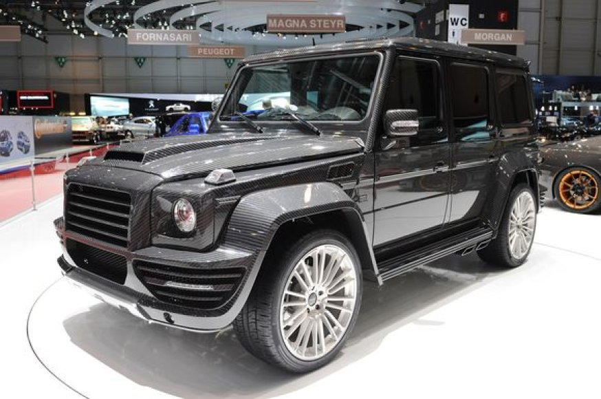 """Mansory G-Couture"""