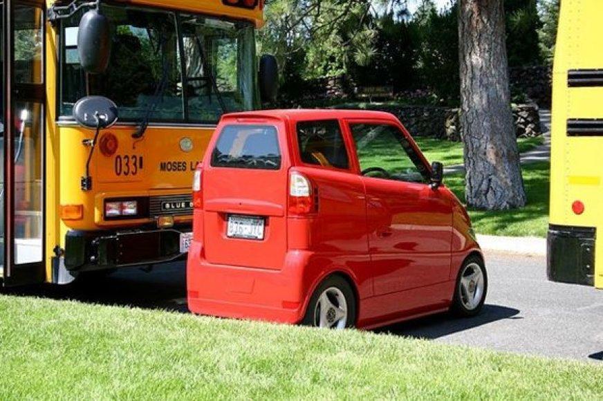 """Commuter Cars Tango"""