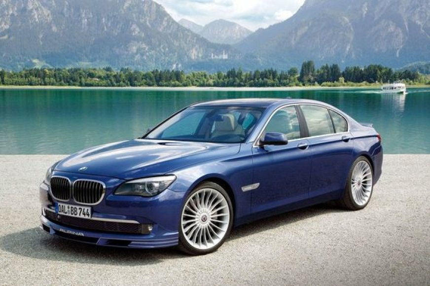 """BMW Alpina B7 Biturbo"""