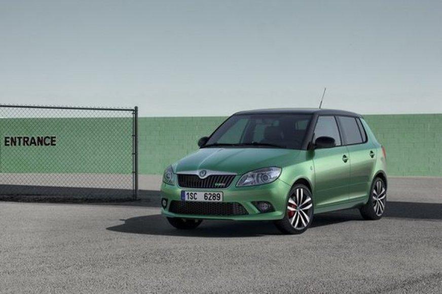 """Škoda Fabia RS"""