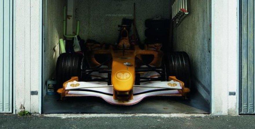Aplikacija garažui