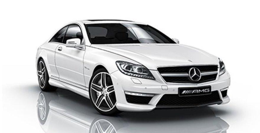 """Mercedes-Benz CL AMG"""