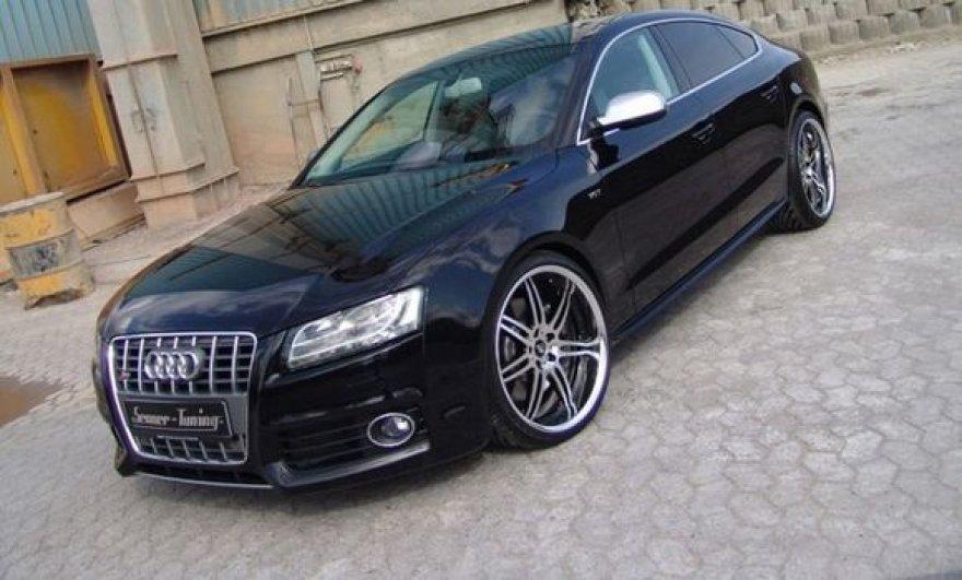 """""""Audi S5 Spotback"""""""
