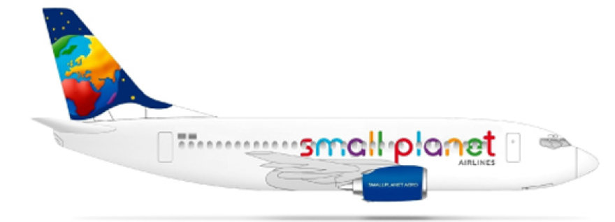 """""""Small Planet Airlines"""""""