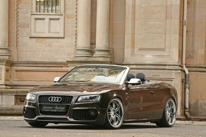 """Audi A5 Senner"""