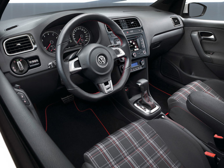 """Volkswagen Polo"" GTI"