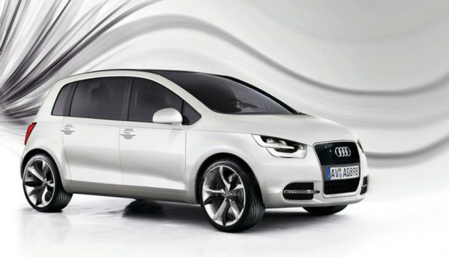 """Audi A2"" konceptas"
