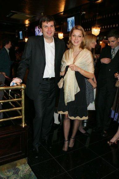 Foto naujienai: Aurelija ir Darius Žakaičiai: pagrandukė