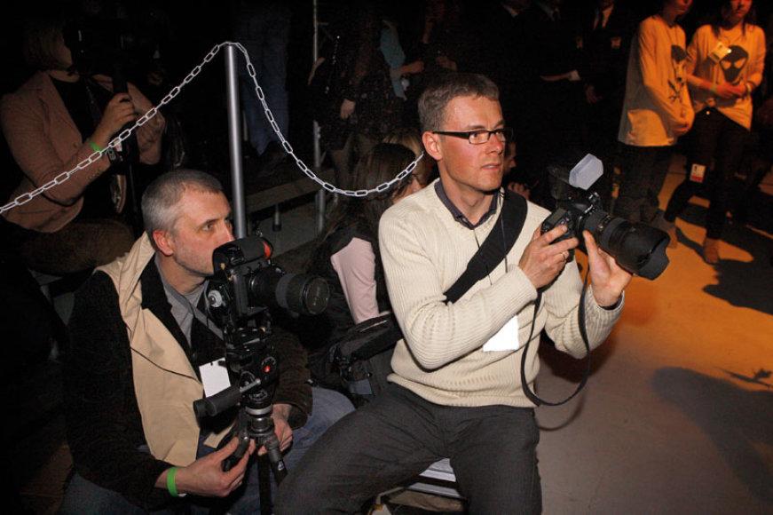 Foto naujienai: Audrius Žiugžda - fotografuojantis bankininkas