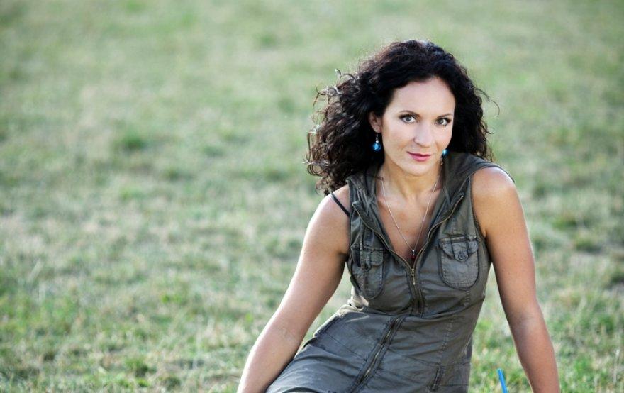 Foto naujienai: Livija Gradauskienė: nesitikiu, kad pasiūlys nusirengti!