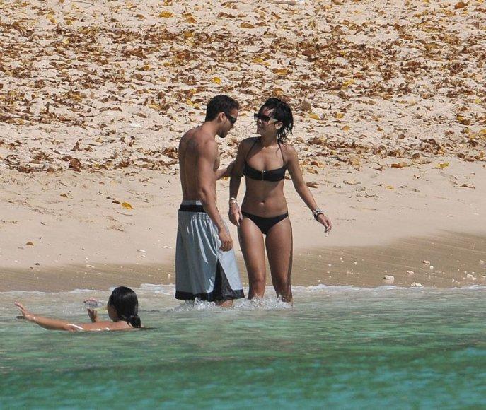 Foto naujienai: Rihanna: nauja meilė?