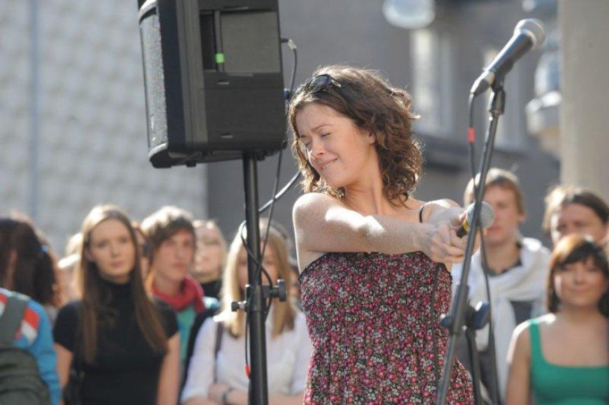 Foto naujienai: Gatvės muzikos diena. Atlygis? Argi tai svarbu?!