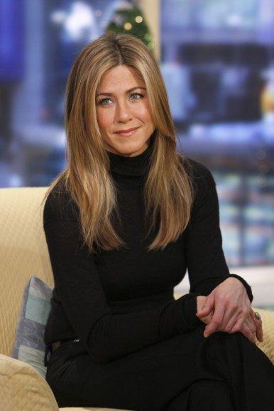 Foto naujienai: Jennifer Aniston. Nauja partija