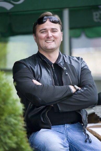 Foto naujienai: Milgedas Aleksandravičius: prieš sistemą nepakovosi...