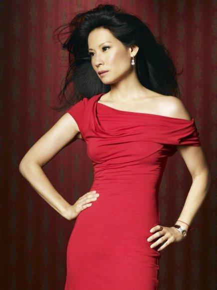 Foto naujienai: Lucy Liu – kovinė moteris