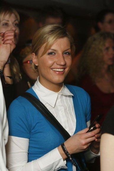 Foto naujienai: Margarita Narvydaitė – emigrantė