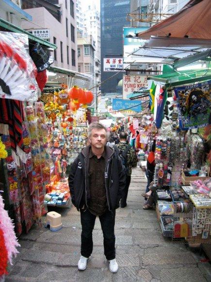 Foto naujienai: Andrius Mamontovas norėtų pagyventi Honkonge