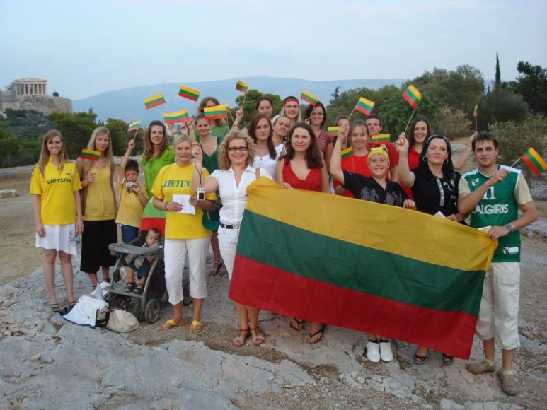 Graikijos lietuvių bendruomenė