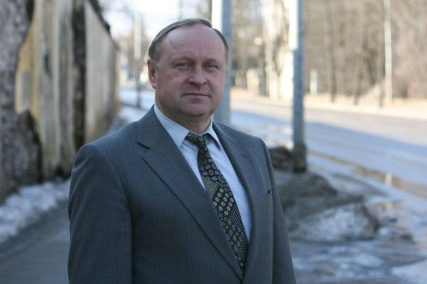 """Lietuvos judėjimo """"Černobylis"""" atsakingasis sekretorius Antanas Turčinas buvo išsiųstas į nelaimės zoną 1986 metų rugsėjį."""