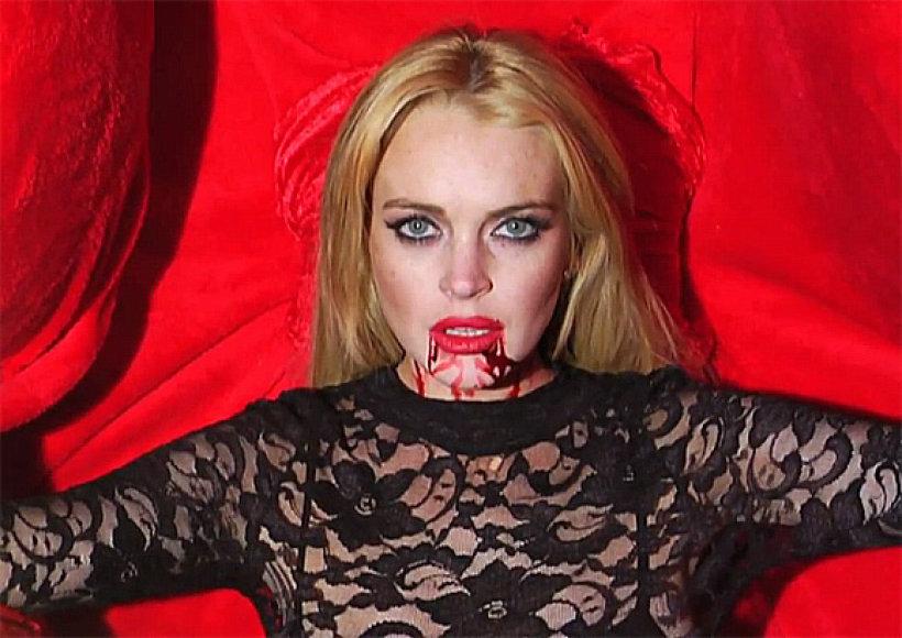 Vampyriškoji Lindsay Lohan