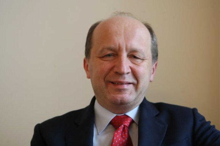 Ministras pirmininkas Andrius Kubilius