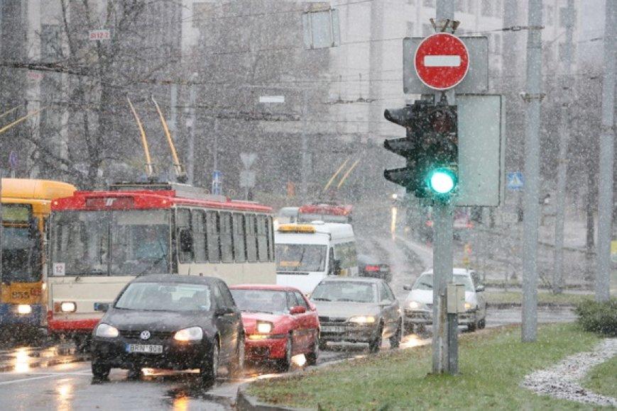 Šlapdriba Vilniuje