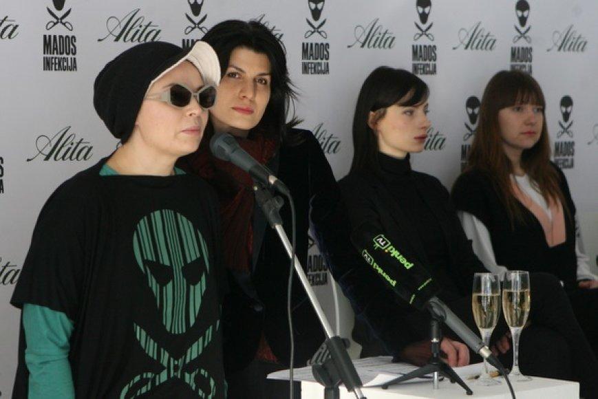 Sandra Sraukaitė ir Renata Mikailionytė