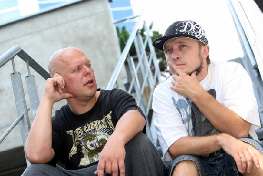 Gabrielius Liaudanskas-Svaras ir DJ Mamania