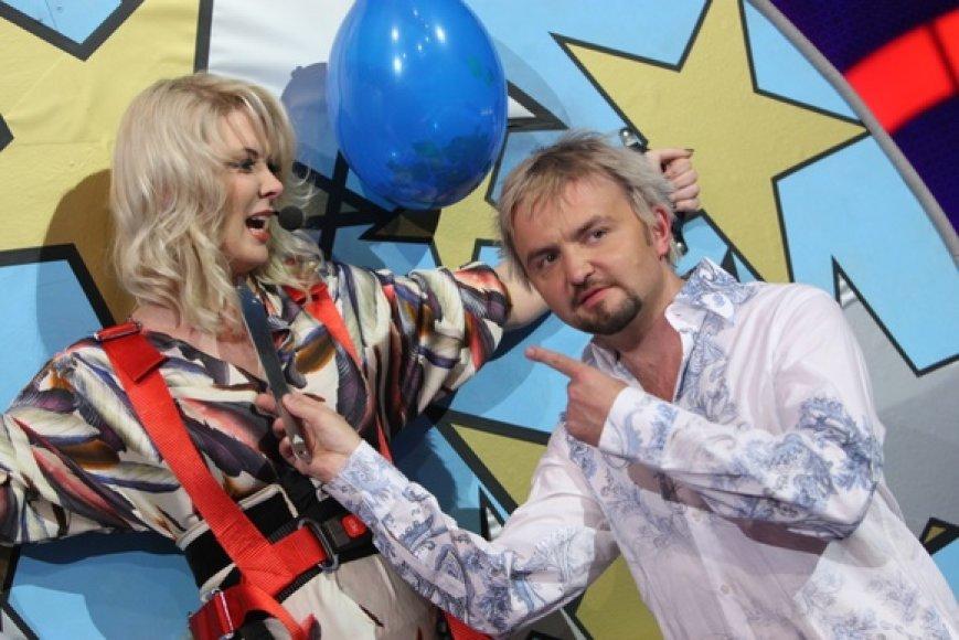 Natalija Bunkė ir Stano